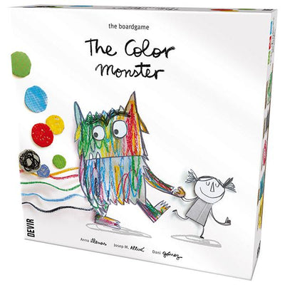 The Color Monster - TREEHOUSE kid and craft