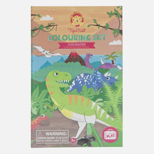 Load image into Gallery viewer, Dinosaur - Colouring Set