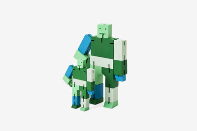 Cubebot Capsule Collection - TREEHOUSE kid and craft