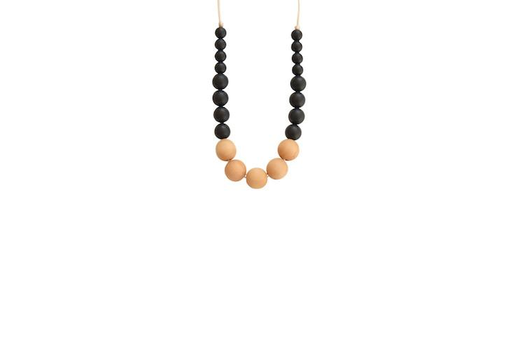 Landon Teething Necklace - TREEHOUSE kid and craft