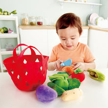 Load image into Gallery viewer, Toddler Vegetable Basket - TREEHOUSE kid and craft