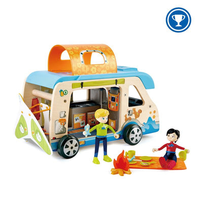 Adventure Van - TREEHOUSE kid and craft