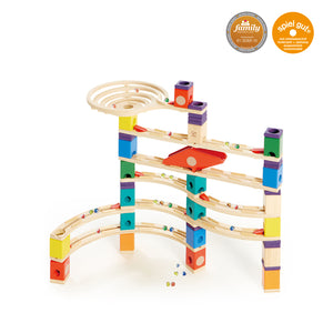 Xcellerator Marble Run - TREEHOUSE kid and craft