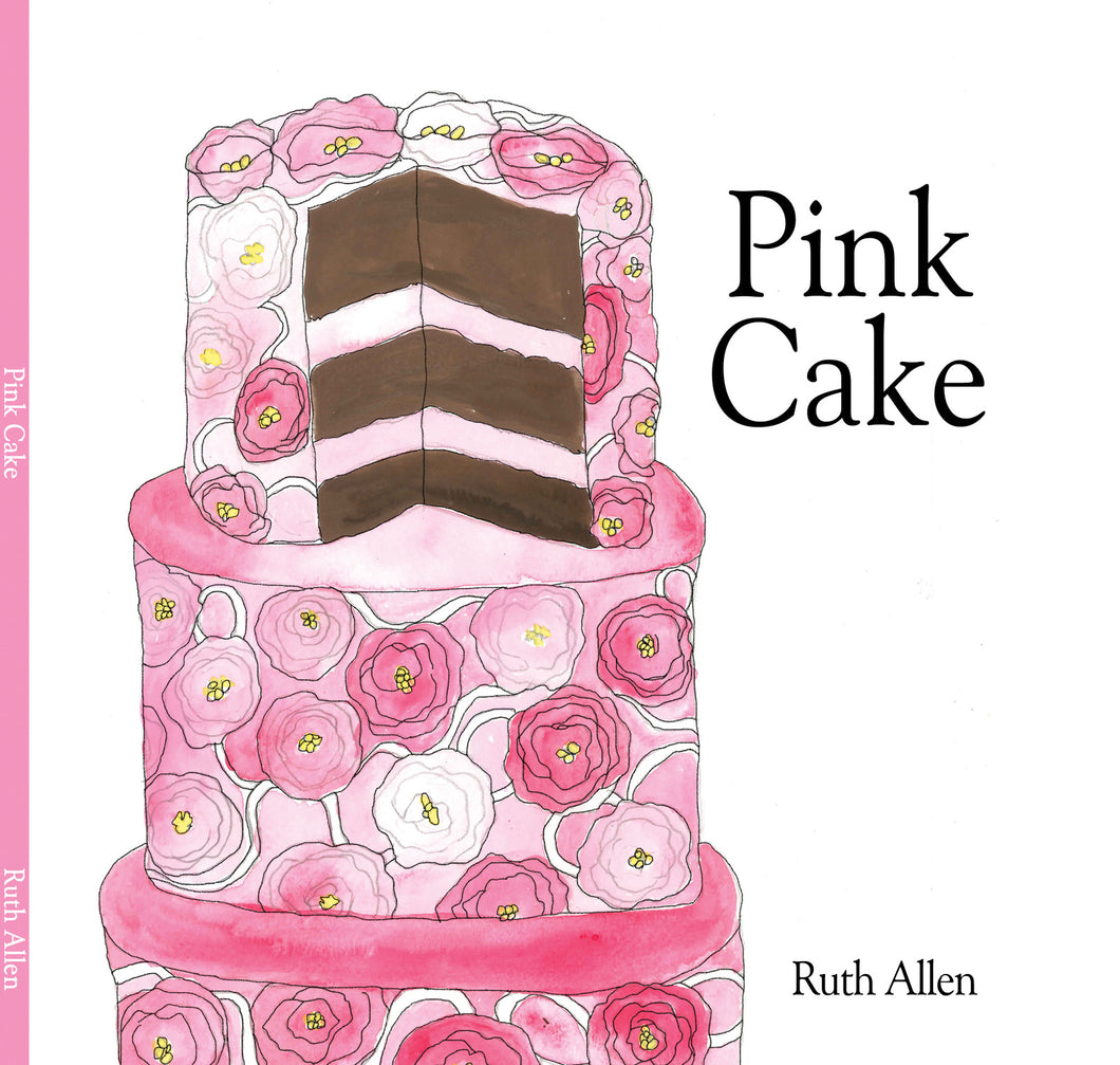 Pink Cake - TREEHOUSE kid and craft