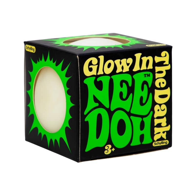 Glow In The Dark Nee-Doh - TREEHOUSE kid and craft