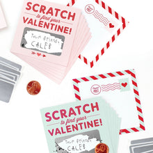 Load image into Gallery viewer, Scratch-Off Valentines