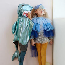 Load image into Gallery viewer, Shark Cape Dress Up