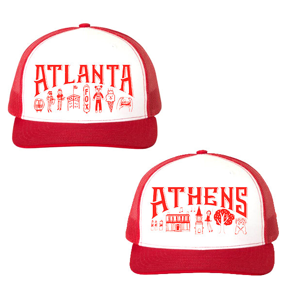 Athens Trucker Hat - TREEHOUSE kid and craft