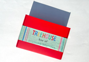 Box of Stocking Stuffers - TREEHOUSE kid and craft