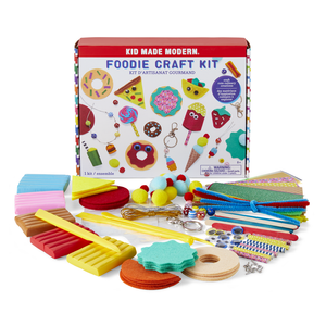 Foodie Craft Kit - TREEHOUSE kid and craft