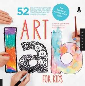 Art Lab for Little Kids - TREEHOUSE kid and craft