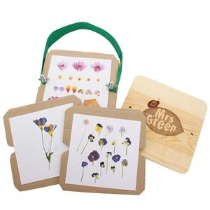 Flower Press - TREEHOUSE kid and craft
