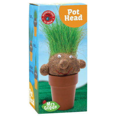 Mrs. Green Pothead - TREEHOUSE kid and craft