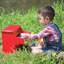 Load image into Gallery viewer, Mini Red Piano - TREEHOUSE kid and craft