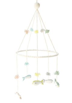 Fish Mobile - TREEHOUSE kid and craft