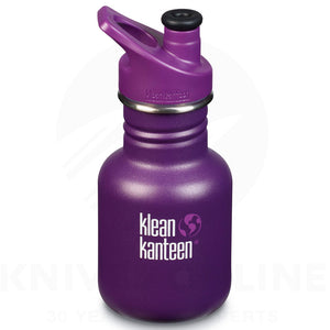 12oz Klean Kanteen Sports Bottle - TREEHOUSE kid and craft