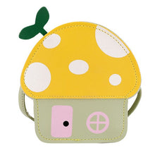 Load image into Gallery viewer, Mushroom Bag (Multiple Colors) - TREEHOUSE kid and craft
