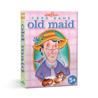 Old Maid Playing Cards - TREEHOUSE kid and craft