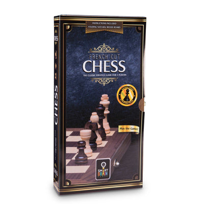 French Cut Chess - TREEHOUSE kid and craft