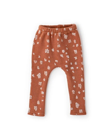 Fawn Spots Leggings for Hazel Village Dolls