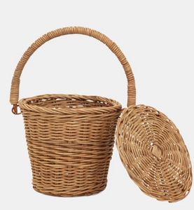 LITTLE APPLE BASKET - TREEHOUSE kid and craft