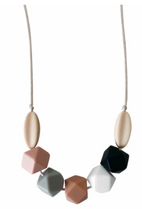 The Audrey Teething Necklace - TREEHOUSE kid and craft