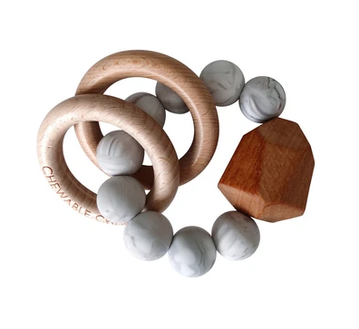 Hayes Teether - TREEHOUSE kid and craft