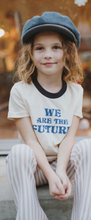 Load image into Gallery viewer, We Are the Future t-shirt - TREEHOUSE kid and craft