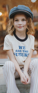 We Are the Future t-shirt - TREEHOUSE kid and craft