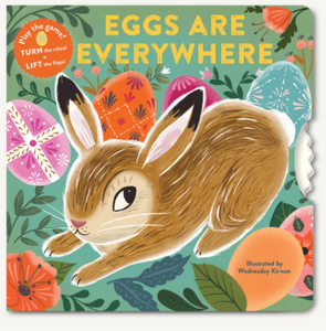 Eggs are Everywhere - TREEHOUSE kid and craft