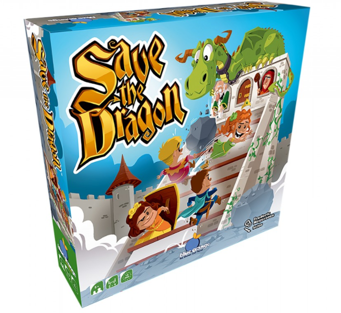 Save the Dragon - TREEHOUSE kid and craft