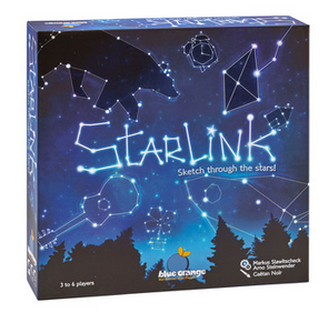 Starlink: Sketch Through the Stars!