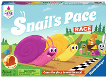 Load image into Gallery viewer, Snail's Pace Race - TREEHOUSE kid and craft