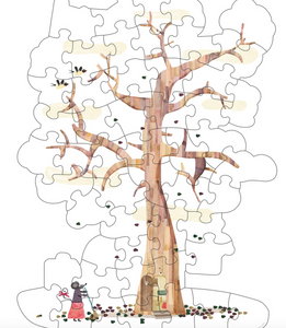 My Tree Reversible Puzzle by Londji - TREEHOUSE kid and craft
