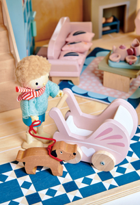 Dovetail Nursery Set - TREEHOUSE kid and craft