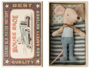 Little Brother Mouse in a Box - TREEHOUSE kid and craft