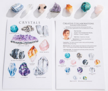 Load image into Gallery viewer, Crystal Collector Card - TREEHOUSE kid and craft