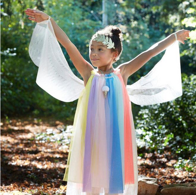 Rainbow Girl Dress-Up! - TREEHOUSE kid and craft
