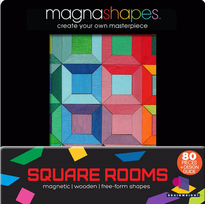 Magna Shapes - TREEHOUSE kid and craft
