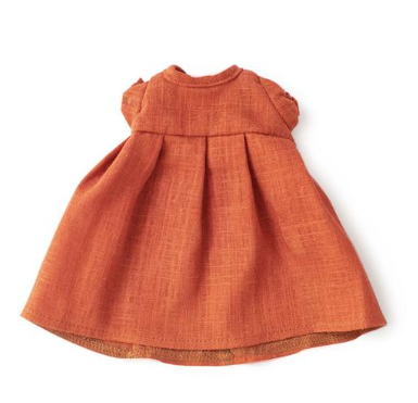 Linen Doll Dresses - Multiple Colors - TREEHOUSE kid and craft