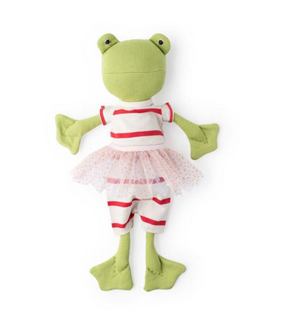 Ella Toad in Cozy Lodge and Tutu - TREEHOUSE kid and craft