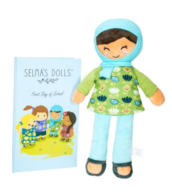 Ameena Doll - TREEHOUSE kid and craft