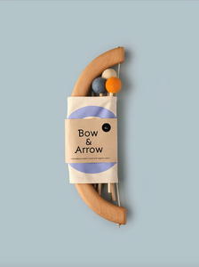 Bow & Arrow Set - TREEHOUSE kid and craft