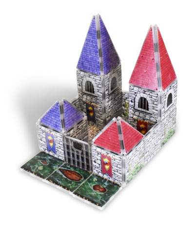 Magna-Tiles Royal Castle - TREEHOUSE kid and craft