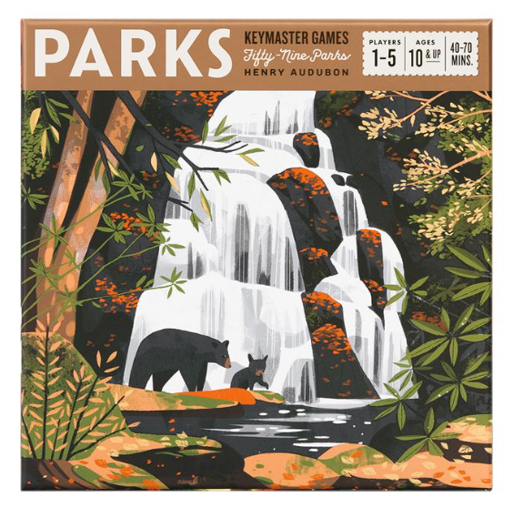 Parks - TREEHOUSE kid and craft