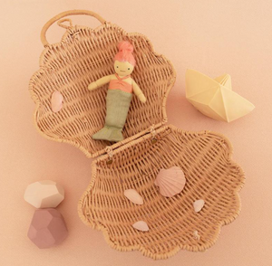 Holdie Folk Mermaid - TREEHOUSE kid and craft