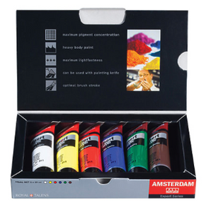 Expert Series Acrylic Paint Sets by Amsterdam - TREEHOUSE kid and craft