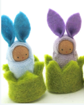 Bunny in Cozy - TREEHOUSE kid and craft