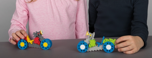 Learn to Build- Vehicles - TREEHOUSE kid and craft