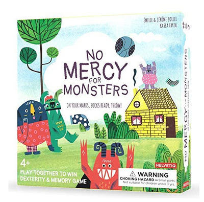 No Mercy For Monsters! - TREEHOUSE kid and craft